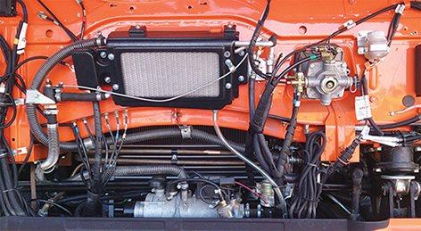 Установка кондиционера в Краснодаре на авто BEKO DAX монтаж